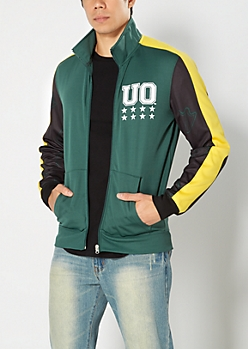 Oregon Ducks Track Jacket