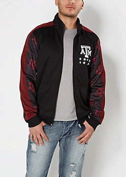 Texas A&M Aggies Track Jacket