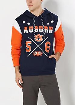 Auburn University Polo Hoodie