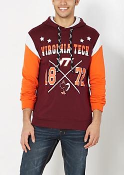 Virginia Tech Polo Hoodie