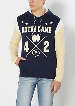University of Notre Dame Polo Hoodie