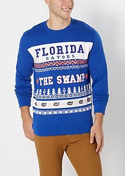 Florida Gators Ugly Holiday Sweatshirt
