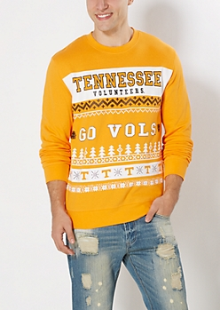 Tennessee Vols Ugly Holiday Sweatshirt