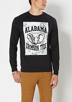 Alabama Crimson Tide Marbled Sweatshirt