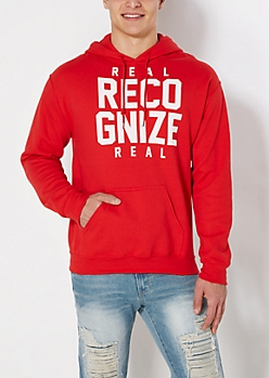 Recognize Real Hoodie