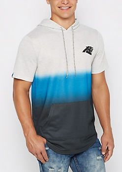 Carolina Panthers Ombre Hoodie