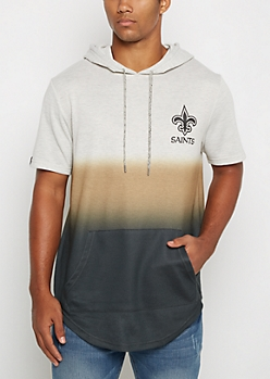 New Orleans Saints Ombre Hoodie