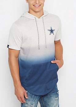 Dallas Cowboys Ombre Hoodie