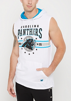 Carolina Panthers Sleeveless Hoodie