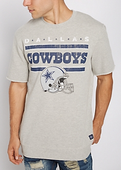 Dallas Cowboys Raw Edge Sweatshirt