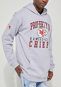 Kansas City Chiefs Property Of Hoodie