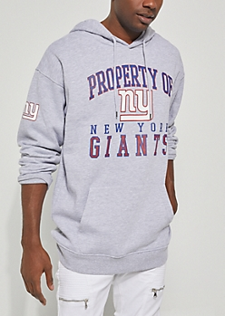 New York Giants Property Of Hoodie