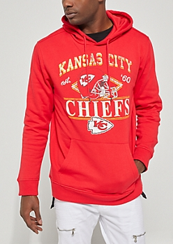 Kansas City Chiefs Fleece Hoodie