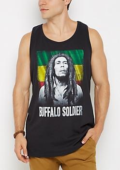 Bob Marley Buffalo Soldier Tank