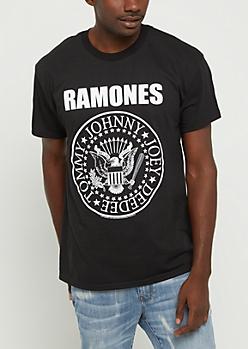 Ramones Logo Tee