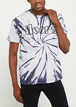 The Doors Tie Dye Tee