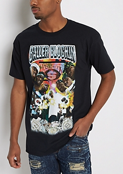 Baller Blockin Cash Money Records Tee