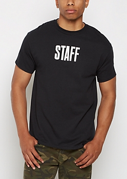 Staff Purpose Tour Tee