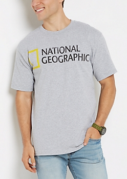 National Geographic Tee