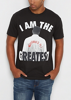 I Am The Greatest Tee