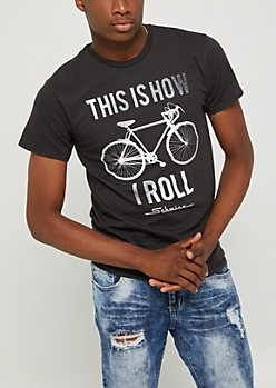 This Is How I Roll Tee