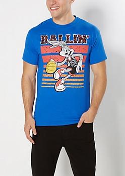 Bugs Bunny Ballin' Tee