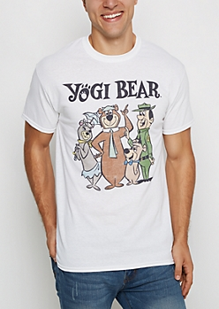 Yogi Bear Retro Tee