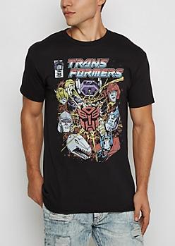 Transformers Retro Tee