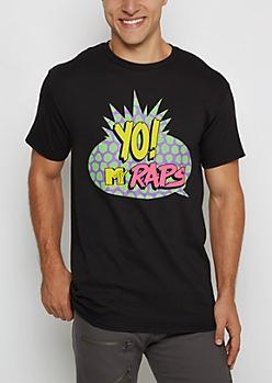 MTV Yo! Raps Tee