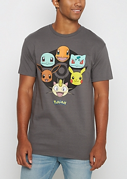 Pokemon Elemental Tee