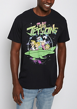 The Jetsons Logo Tee