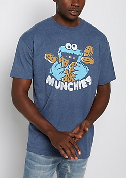 Munchies Cookie Tee