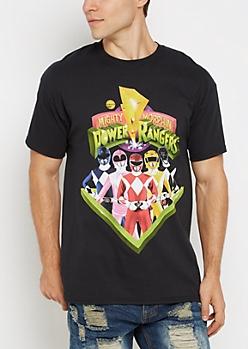 Power Rangers Vintage Tee