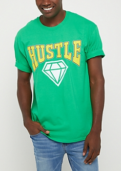 Hustle Gem Tee
