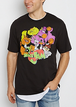Space Jam Tournament Tee