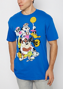 Court Ready Looney Toons Tee