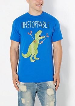 Unstoppable Rex Tee