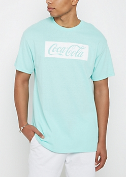 Have a Good Day Coca Cola Tee