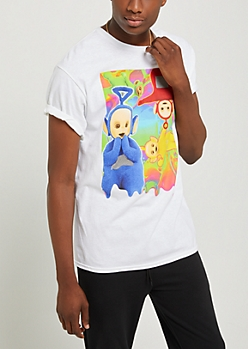 Teletubbies Psychedelic tee