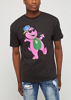 Hip Hop Barney Tee