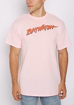 Baywatch Logo Tee