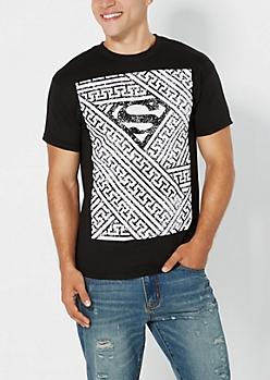 Superman Maze Tee