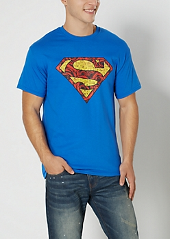 Superman Rose Tee
