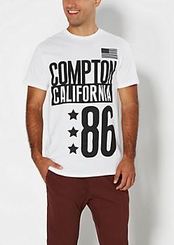 Compton California Tee