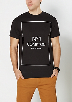 No 1 Compton California Tee