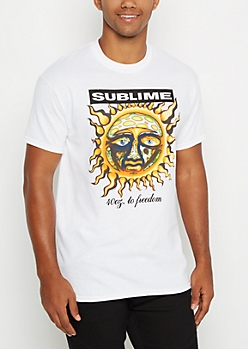 Sublime 40oz to Freedom Tee