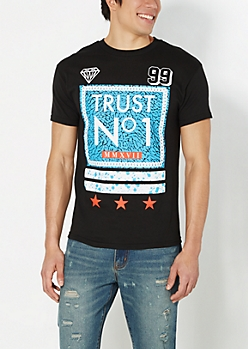 Trust No 1 99 Graphic Tee