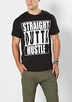 Straight Outta Hustle Tee