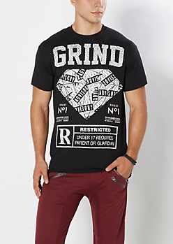 Stay On The Grind Tee