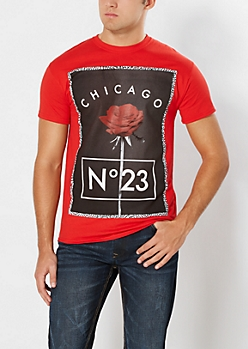 Chicago Nº 23 Tee